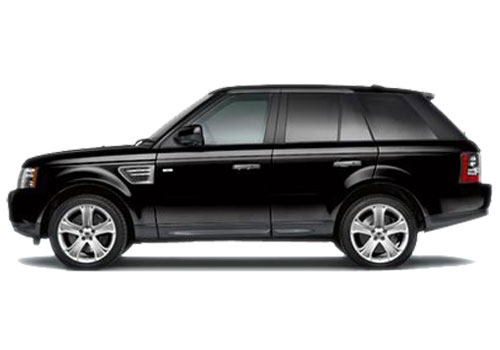 Land Rover Range Rover Sport Front Angle Side View ...