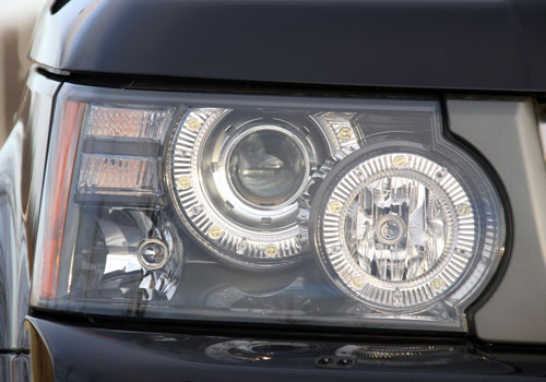 Land Rover Range Rover Sport Headlight Exterior Picture