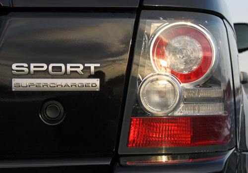 Land Rover Range Rover Sport Tail Light Exterior Picture