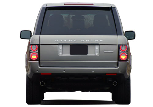 Land Rover Range Rover Rear View Picture