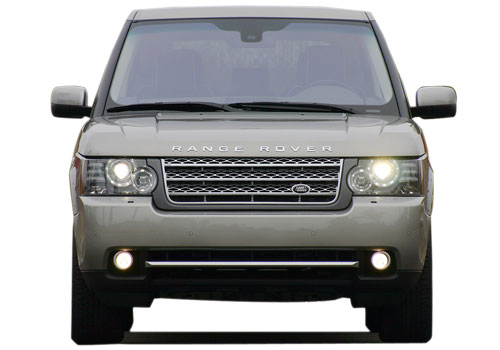 Land Rover Range Rover Front View Picture