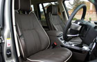 Land Rover Range Rover Front Seats Picture