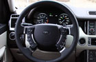 Land Rover Range Rover Steering Wheel Picture