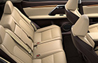 Lexus RX Rear Seats Picture