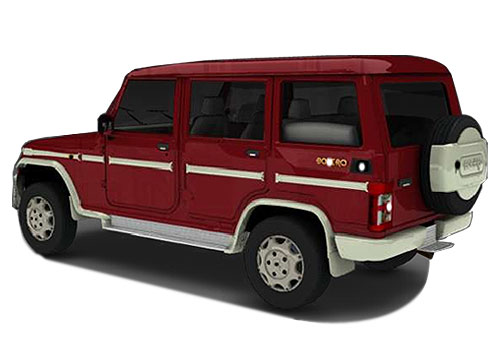 Mahindra Bolero Cross Side View Exterior Picture