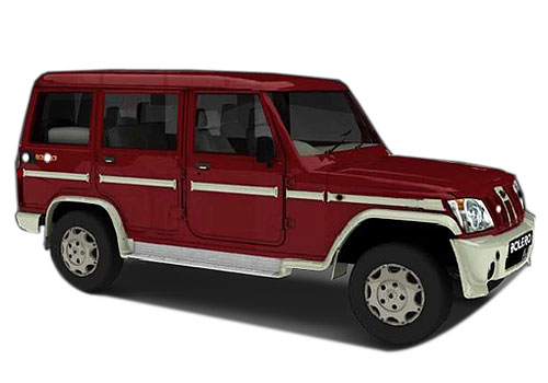 Mahindra Bolero Front Side View Exterior Picture