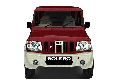 Mahindra Bolero Front View Exterior Picture