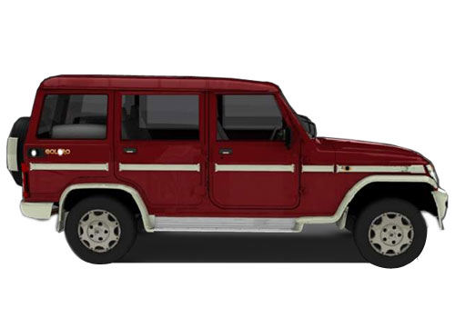 Mahindra Bolero Side Medium View Exterior Picture