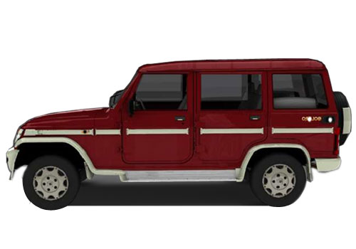 Mahindra Bolero Front Angle Side View Exterior Picture
