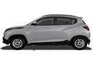 Mahindra KUV100 Pearl White