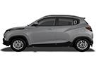 Mahindra KUV100 Dazzling Silver