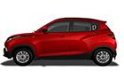 Mahindra KUV100 Flamboyant Red
