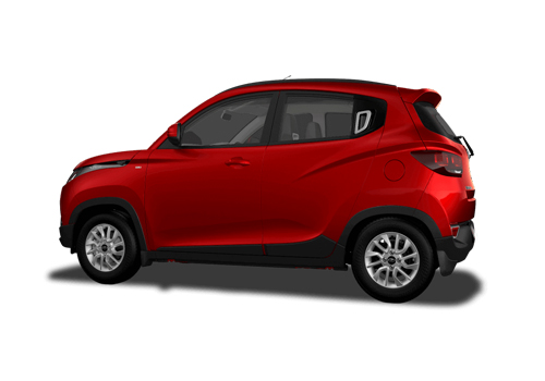 Mahindra KUV100 Cross Side View Exterior Picture
