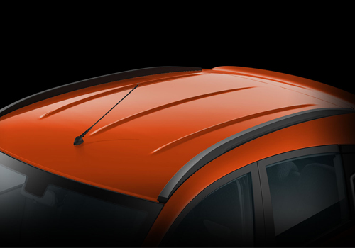 Mahindra KUV100 Roof Rail Exterior Picture
