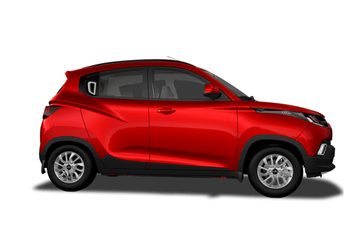 Mahindra KUV100 Side Medium View Exterior Picture
