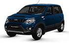 Mahindra NuvoSport Regal Blue