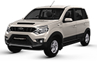 Mahindra NuvoSport Diamond White