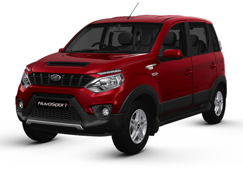 Mahindra NuvoSport N8 AMT