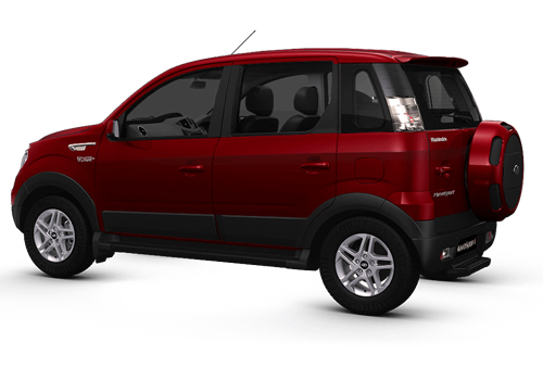 Mahindra NuvoSport Cross Side View Exterior Picture