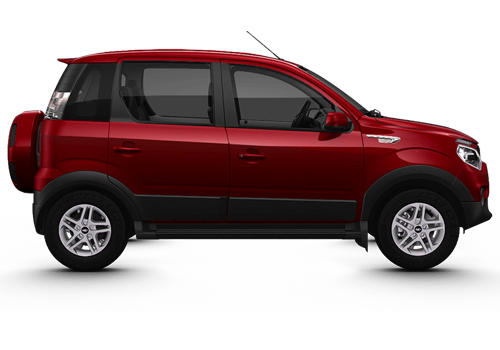 Mahindra NuvoSport Side Medium View Exterior Picture
