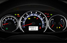 Mahindra NuvoSport Tachometer Picture