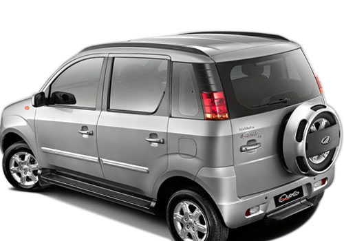 Mahindra Quanto Cross Side View Exterior Picture