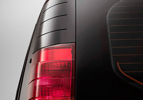 Mahindra Quanto Tail Light Exterior Picture