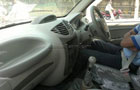 Mahindra Quanto Front Seats Picture