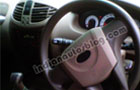 Mahindra Quanto Steering Picture