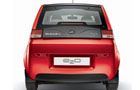 Mahindra Reva E20 Rear View Picture