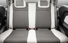 Mahindra Reva E20 Rear Seats Picture