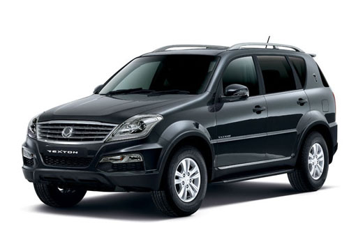 Mahindra Rexton Pictures
