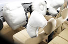Mahindra Rexton Airbags Pictures