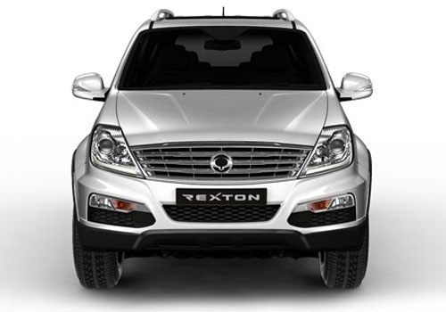 Mahindra Rexton Front View Exterior Picture