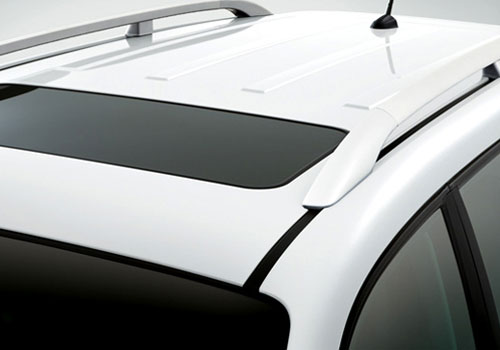 Mahindra Rexton Roof Rail Exterior Picture