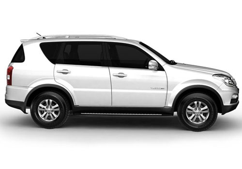 Mahindra Rexton Side Medium View Exterior Picture