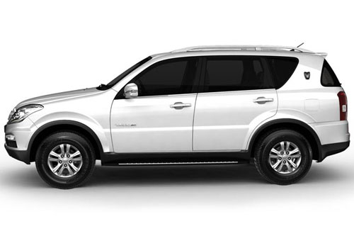 Mahindra Rexton Central Control Exterior Picture
