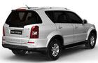 Mahindra Rexton Rear Angle View Picture