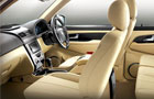 Mahindra Rexton Seats Pictures