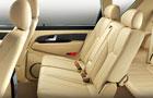 Mahindra Rexton Rear Seats Picture