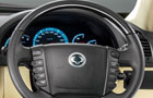 Mahindra Rexton Steering Wheel Pictures