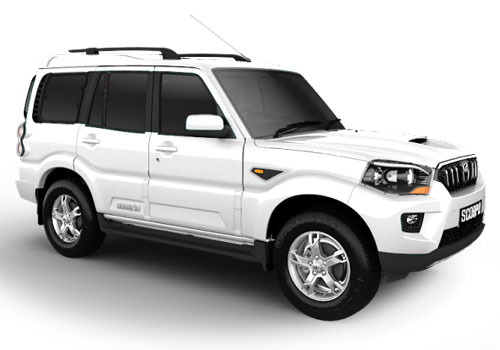 Mahindra Scorpio Front Side View Exterior Picture