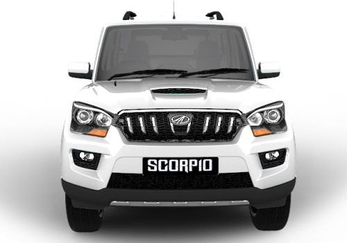 The facelift Mahindra Scorpio