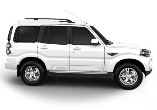 Mahindra Scorpio Side Medium View Exterior Picture