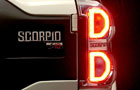 Mahindra Scorpio Tail Light Picture