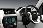 Mahindra Scorpio Steering Wheel Picture