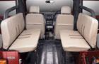 Mahindra Thar Rear Seats Picture