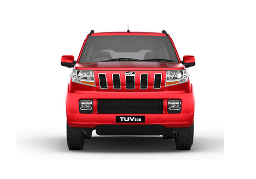 Mahindra TUV 300 Front View Exterior Picture