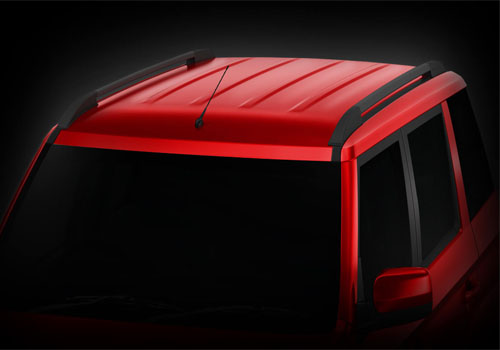 Mahindra TUV 300 Roof Rail Exterior Picture