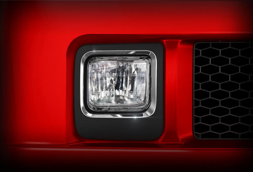 Mahindra TUV 300 Fog light Exterior Picture